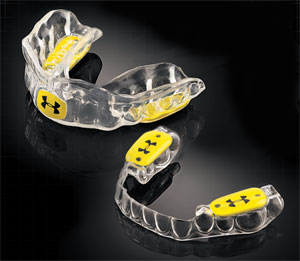 Under Armour Mouthguards, Highland Dental, Pictou County
